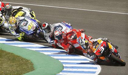 3 Poles, 0 Victorias. Mala suerte en Jerez