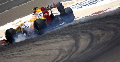 Formula 1: Nuevas reglas para el 2010