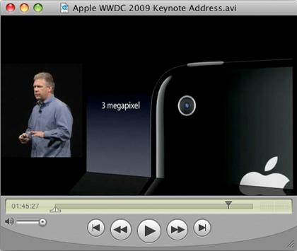 Ya disponible en iTunes la Keynote WWDC 2009