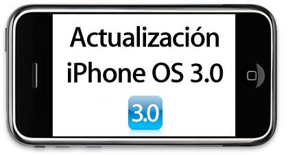 Filtrado el Nuevo iPhone OS 3.0, disponible YA!!