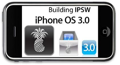 Haciendo el Jailbreak al iPhone 3G con iPhone OS 3.0