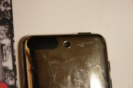 Descubierto iPod touch 3ª Generación