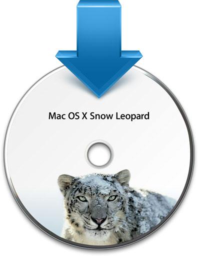... instalando Mac OS X Snow Leopard 10.6