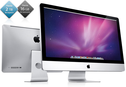 Apple estrena iMac: El todo en uno definitivo