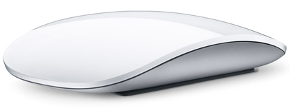 Apple estrena nuevo ratón: Magic Mouse