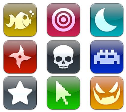 12 variados y curiosos iconos para tu Mac