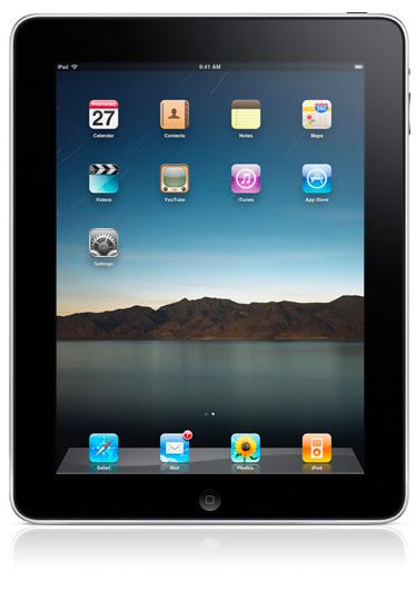 Lo nuevo presentado por Apple, iPad