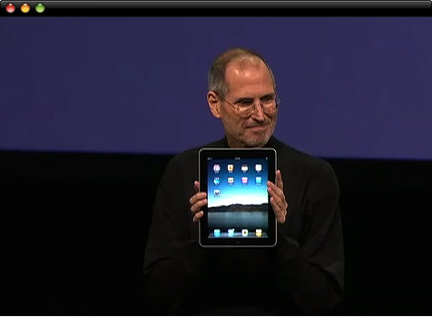 Ya disponible el Evento del iPad en iTunes