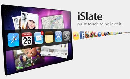 Apple compra todas las pantallas de 10,1 pulgadas OLED