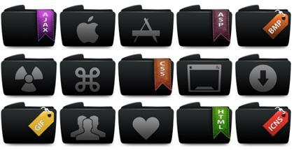 Sabre Snow, nuevos iconos para tu Mac