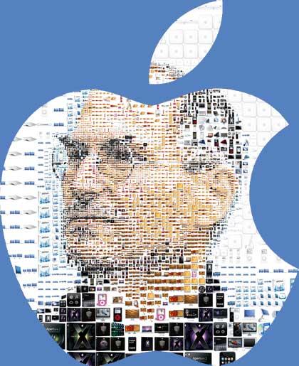Apple, la empresa más admirada del mundo !