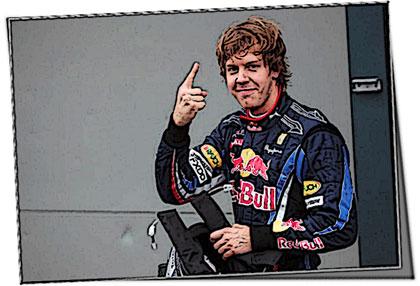 Vettel, Pole para el GP de F1 Australia 2010