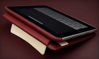 Fundas de lujo y personalizables para el iPad