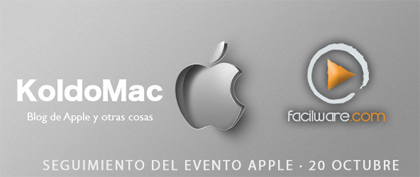 Back to the Mac, seguimiento evento Apple